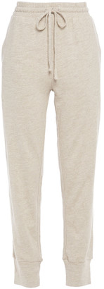 The Upside French Cotton-terry Track Pants