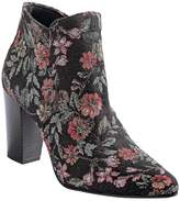Kaleidoscope Jacquard Ankle Boots