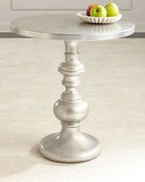 Hooker Furniture MARS SILVER SIDE TABLE
