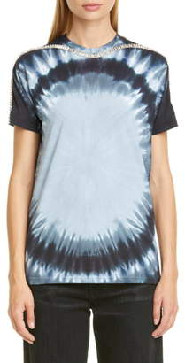 Collina Strada Sporty Spice Crystal Oversized Tee