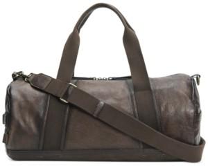 Frye Cody Leather Barrel Bag