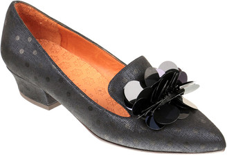 Chie Mihara Rondita Sequin Loafers