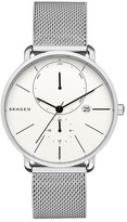 Skagen Men's Hagen Chronograph Mesh Bracelet Watch