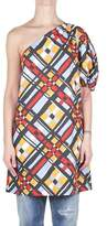 Suoli Women's Multicolor Viscose Dress.