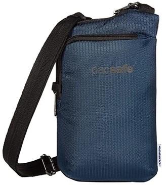 Pacsafe Daysafe Econyl(r) Tech Anti-Theft Crossbody Bag (Econyl(r) Ocean) Handbags