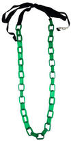 Marni Textured Link Necklace