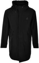Paul Smith 3 Layer Parka Jacket Black