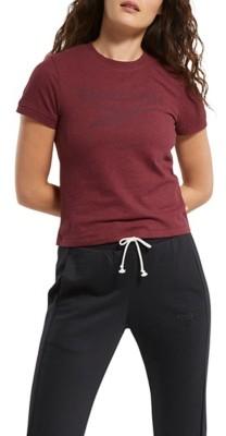 Reebok Training Essentials Textured Women's Short Sleeve T-Shirt