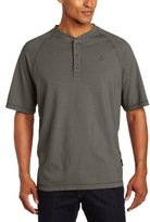Wolverine Men's Burke Short Sleeve Henley T-shirt