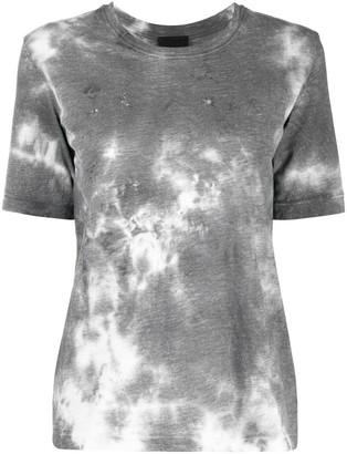 Thom Krom tie-dye effect T-shirt