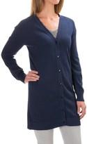 Pendleton Kyra Cardigan - Silk, Long Sleeve (For Women)
