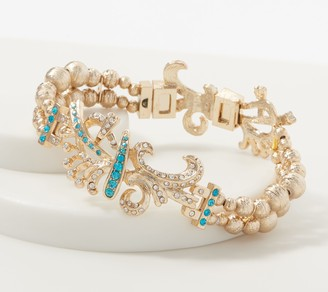 Grace Kelly Collection 'The Golden Ball' Bracelet