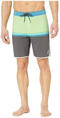 Rip Curl Mirage Highway 69 (Lime) Men's Swimwear