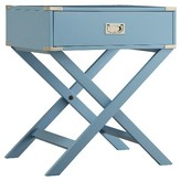 Homelegance Borden Campaign Accent Table