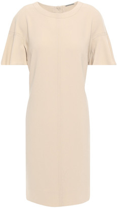 Elie Tahari Krystal Crepe Mini Dress
