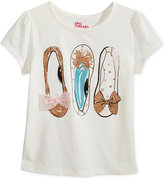 Epic Threads Graphic-Print T-Shirt, Toddler & Little Girls (2T-6X), Only at Macy's