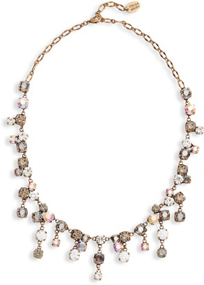 Stella + Ruby Frontal Necklace