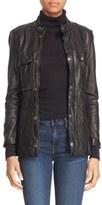 Frame Women's Leather Jacket