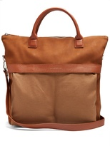 Want Les Essentiels O'hare Ii Suede Tote