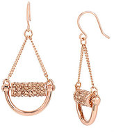 Kenneth Cole New York Pave Chandelier Earrings