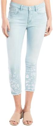 Kensie Jeans Women's Side Vent Skinny Jean