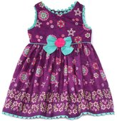 Sweet Heart Rose Girls 2-6X Short Sleeve Bubble Dress