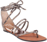 Vince Camuto Women's Adalson Lace Up Sandal