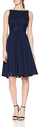 Swing Women's Emma Plain Cocktail Sleeveless Dress,8 (Manufacturer Size: 34)