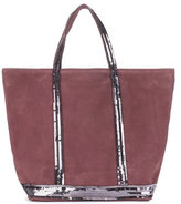 Vanessa Bruno Cabas Small suede shopper