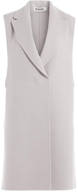 Jil Sander Wool Vest