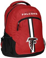 Forever Collectibles Atlanta Falcons Action Stripe Backpack