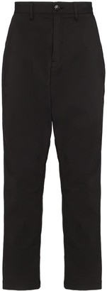 Stone Island Shadow Project side pocket chinos