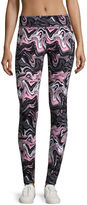 Flirtitude Wide Band Leggings- Juniors