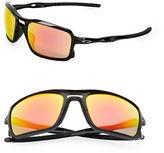 Oakley Triggerman 59mm Square Sunglasses