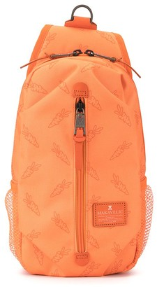 Makavelic x Carrots Cocoon sling bag