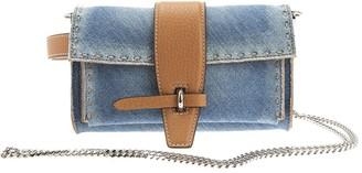 Ermanno Scervino Light Brown Grained Leather Belt