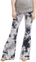 Motherhood Wendy Bellissimo Under Belly Wide Leg Maternity Pants