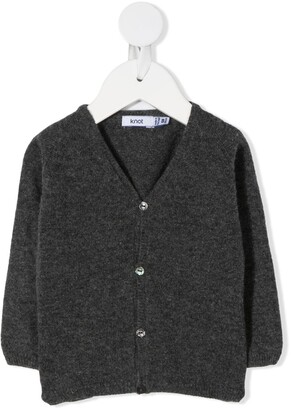 Knot Knitted Cardigan