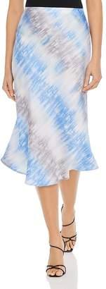 re:named apparel Re:Named Tie-Dye Slip Skirt - 100% Exclusive