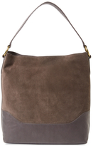 Frye Paige Suede & Leather Hobo