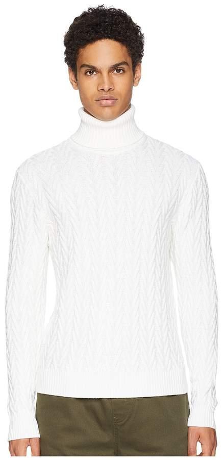 Eleventy Textured Turtleneck Sweater Men's Sweater