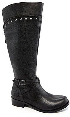 Gianni Bini Collin Back-Zipper Boots
