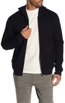 Theory Lievos Long Sleeve Hooded Jacket