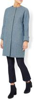 Monsoon Selina Stripe Coat
