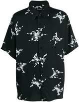 Nahmias butterfly print shirt