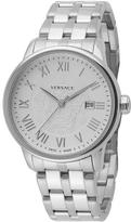 Versace Business Collection VQS040015 Men's Stainless Steel Quartz Watch