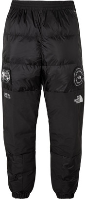 The North Face Summit Series Tapered GORE-TEX Shell and Quilted Ripstop Down Trousers - Men - Black