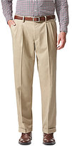 Dockers Non-Iron Comfort Khaki Relaxed-Fit Pleated Pants
