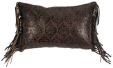 Wooded River Gateway Pillow, 12x18 with Fabric Back