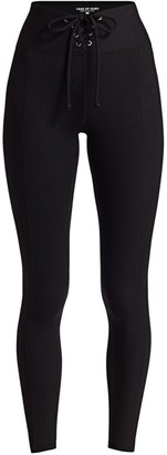 Years Of Ours Ribbed Football Leggings